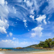 Stock Photo: Patong beach in phuket island Thailand