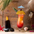 Sex on the beach cocktail — Stock Photo #41860793
