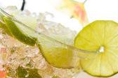 Mojito cocktail at the club — Stock Photo