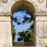 The fabulous museum of asiatic art in Esplanada Square at Corfu  — Stock Photo #43443303