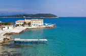 Corfu in Greece — Stock Photo
