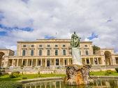 Museum of asiatic art in Esplanada Square at Corfu island — Stock Photo