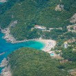 Aerial view of the island of Corfu — Stock Photo #49114435