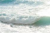 Crashing waves in Lefkada  — Stock Photo