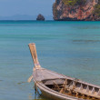 Boat in Phi Phi island Thailand — Stock Photo #51063461