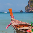 Boat in Phi Phi island Thailand — Stock Photo #51063481
