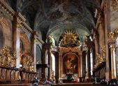 Cátedra cristiano — Foto de Stock