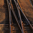 Railway — Stock Photo