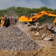 Stock Photo: Stone crusher