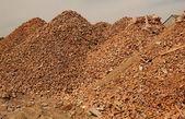 Crushed stone — Stock Photo