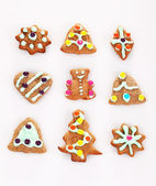 Ginger breads — Stock Photo
