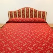 Red bed — Stock Photo