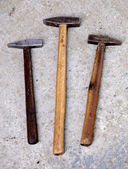 Hammers — Stock Photo