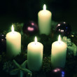 Candles — Stock Photo #42215491