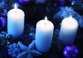 Candles — Foto Stock