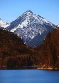 Bavarian alps in Germany — Stock Photo
