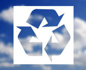 Recycling — Stock Photo