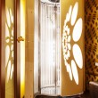 Tanning booth - solarium - Stock Photo