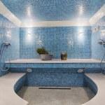 Modern sauna interior — Stock Photo #26459729