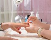 Manicure — Foto de Stock