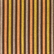 Striped textile fabric material texture background — Stock Photo