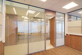 Common office building interior — Stock Photo