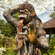 Traditional Balinese God statue — Foto Stock