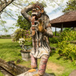 Traditional Balinese God statue — Stock Photo #33530993