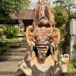 Stock Photo: Traditional Balinese God statue