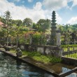 Tirtagangga water palace — Stock Photo