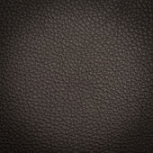Leather texture macro shot — Stock Photo