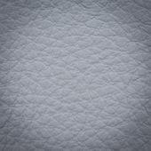 Blue leather macro shot — Stock Photo