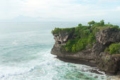 Ocean coast at Bali — 图库照片