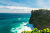 Uluwatu temple, Bali — Stock Photo