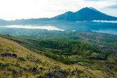 Mount Agung — Stock Photo
