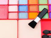 Professionele make-up palet — Stockfoto