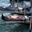 Gondolas — Stock Photo #12400296