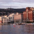 Trieste panorama — Stock Photo
