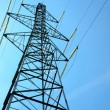 Electricity Power Tower — Stock Photo