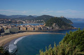 San Sebastian, Spain — Stock Photo