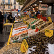 Fish Marquet in Marseille — Stock Photo