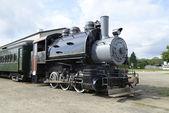 Essex steam train — Stock Photo