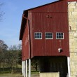 Barn in rural Pennsylvania - Stock Photo