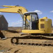 Backhoe — Stock Photo #23550781