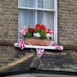 Royalty-Free Stock Photo: Celebration Bunting for Diamond Jubilee