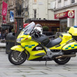 Ambulance Motorbike - Stock Photo