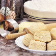Royalty-Free Stock Photo: Country Biscuits