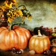 Autumn Still Life — Stock Photo #12162313