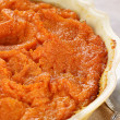 Sweet potato casserole — Stock Photo