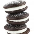 Stock Photo: Whoopie Pies or Moon Pies